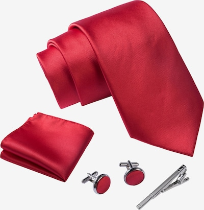 Massi Morino Stropdas in de kleur Rood, Productweergave