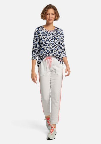 MYBC Homewearpants in weiß, Modelansicht