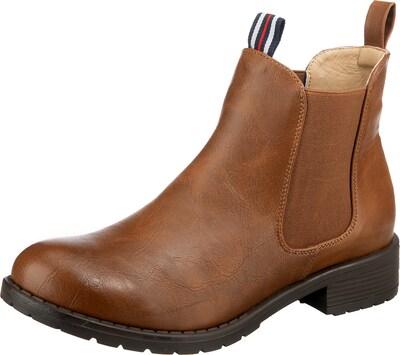 ambellis Chelsea Boots in cognac, Produktansicht