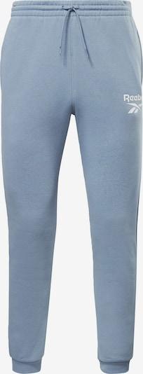Reebok Sport Hose in blau / hellblau, Produktansicht