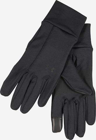 Gants de sport 'Storm Liner' UNDER ARMOUR en noir