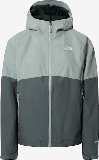THE NORTH FACE Outdoor Jacket in Basalt grey / Light grey, Item view