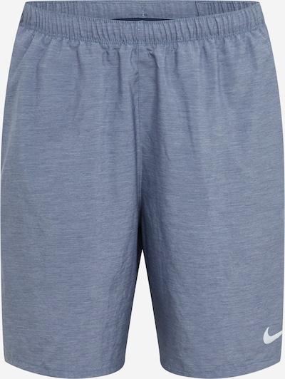 NIKE Pantalón deportivo 'Challenger' en azul paloma / azul oscuro, Vista del producto