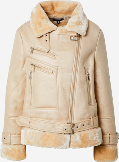 Missguided Jacke 'Aviator' in taupe, Produktansicht