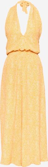 Paisie Jumpsuit in gelb / weiß, Produktansicht