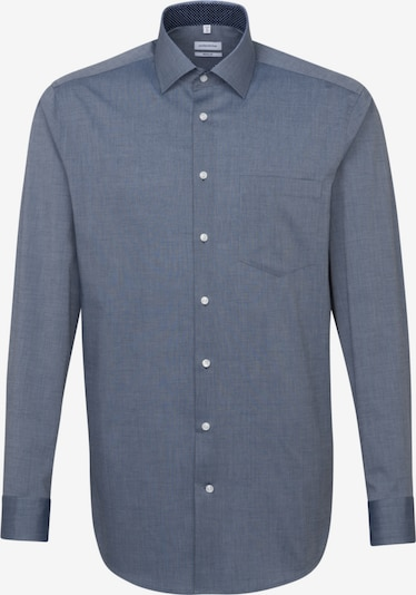 SEIDENSTICKER Hemd in blau, Produktansicht