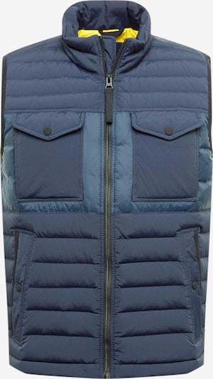 Gilet 'Olmarv' BOSS Casual di colore blu pastello / blu scuro, Visualizzazione prodotti