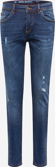 Džinsai iš SHINE ORIGINAL , spalva - tamsiai (džinso) mėlyna, Prekių apžvalga