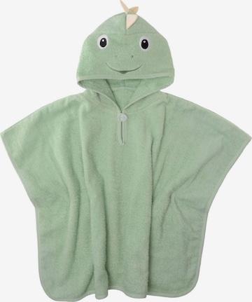 LILIPUT Bathrobe 'Dino' in Green