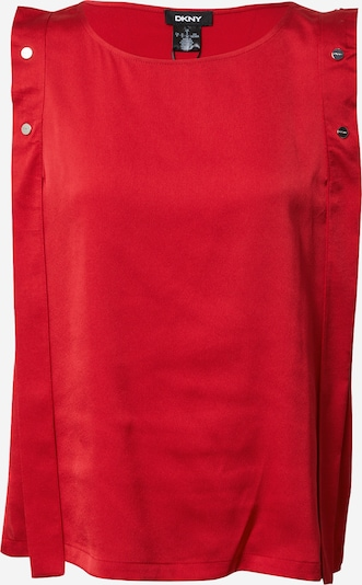 DKNY Haut en rouge, Vue avec produit