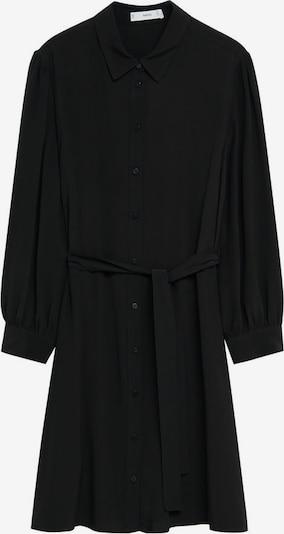 MANGO Blusenkleid 'leandra' in schwarz, Produktansicht