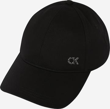 Cappello da baseball di Calvin Klein in nero