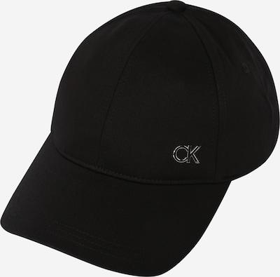 Calvin Klein Čiapka - čierna / biela, Produkt