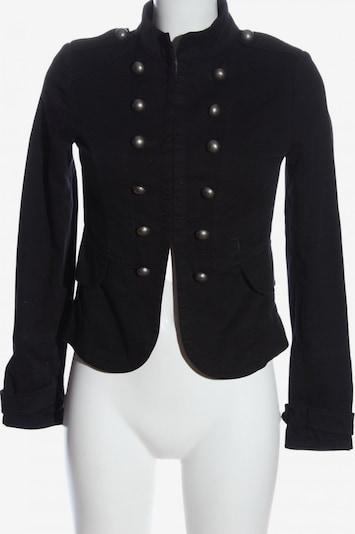 Amisu Kurz-Blazer in S in schwarz, Produktansicht