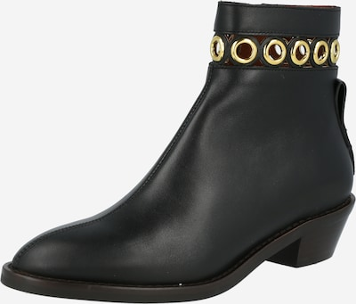 See by Chloé Ankle boots 'Steffi' in Black, Item view