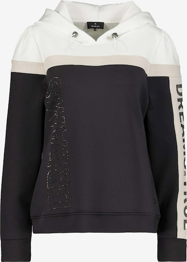 monari Sweatshirt in rosa / schwarz / weiß, Produktansicht