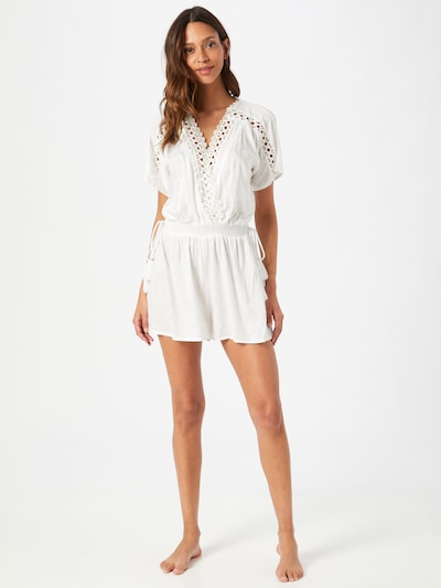 River Island Jumpsuit in de kleur Offwhite, Modelweergave