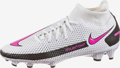 NIKE Fußballschuh 'PHANTOM GT ACADEMY DF FG/MG' in pink / schwarz / weiß, Produktansicht