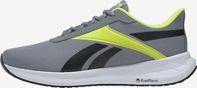 REEBOK Laufschuh 'ENERGEN PLUS' in limone / grau / schwarz, Produktansicht