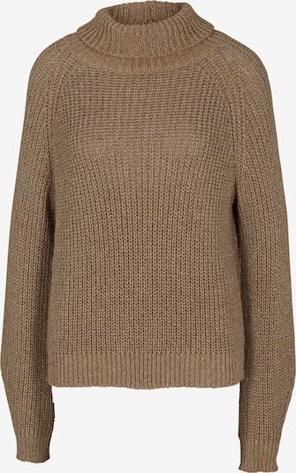 heine Pullover in hellbraun, Produktansicht