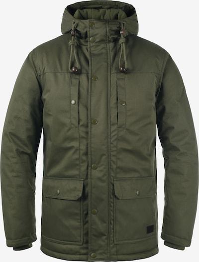 !Solid Parka 'Franco' in khaki / dunkelgrün, Produktansicht