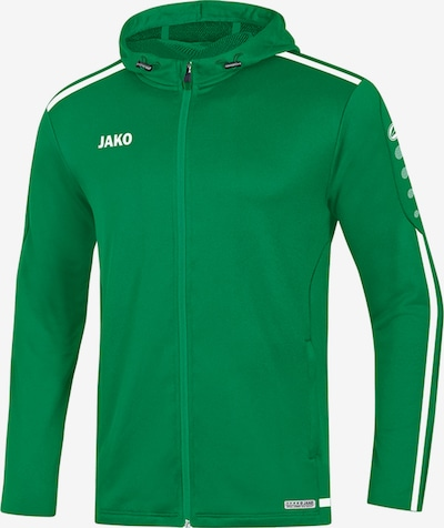 JAKO Jacke in grün: Frontalansicht