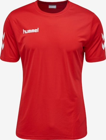Hummel Performance Shirt in Red