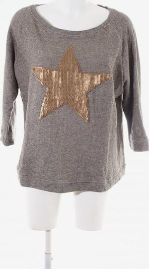 WE Fashion Sweatshirt in XXL in braun / bronze, Produktansicht