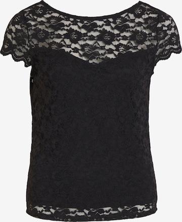 VILA Shirt 'VIKALILA' in Black