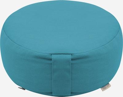 YOGISTAR.COM Meditationskissen 'Dhyana' in blau, Produktansicht