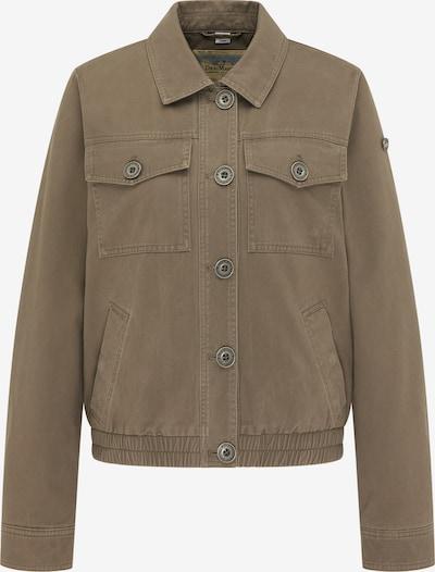 DreiMaster Vintage Jacke in greige, Produktansicht