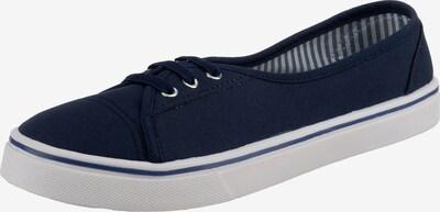 Inselhauptstadt Sneaker in dunkelblau, Produktansicht