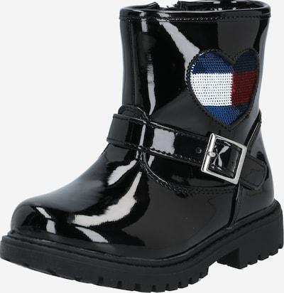 Guminiai batai iš TOMMY HILFIGER , spalva - juoda, Prekių apžvalga