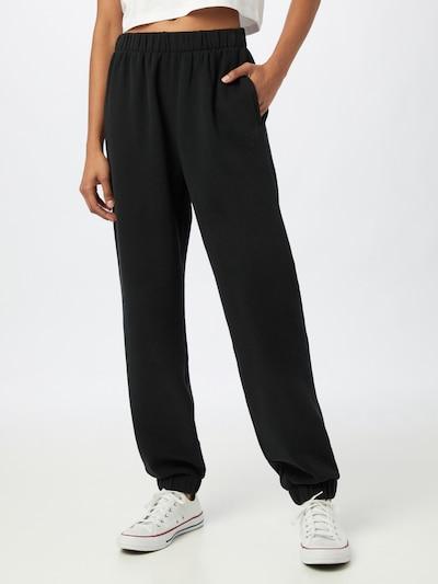 HOLLISTER Hose in schwarz, Modelansicht