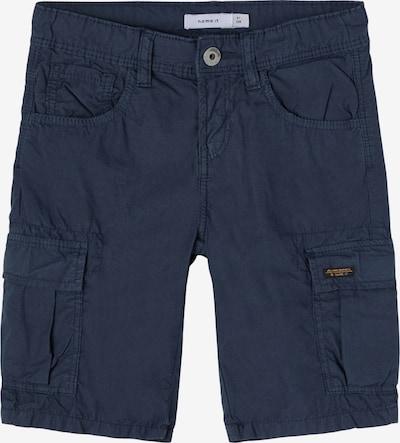 NAME IT Shorts 'NKMRYAN' in navy, Produktansicht