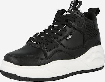Sneaker low de la BUFFALO pe negru