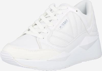 GUESS Niske tenisice 'TRAVES' u bijela, Pregled proizvoda