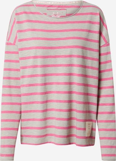 LIEBLINGSSTÜCK Shirt 'Denisa' in greige / pink, Produktansicht