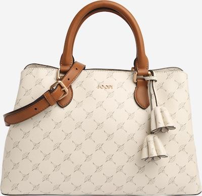 JOOP! Handtasche ' Cortina Emery' in braun / weiß, Produktansicht