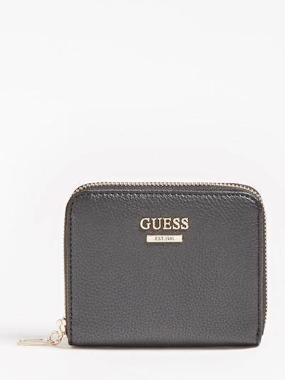GUESS Portemonnaie 'Destiny' in schwarz, Produktansicht