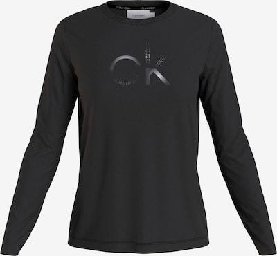 Calvin Klein Shirt in Black / Silver, Item view
