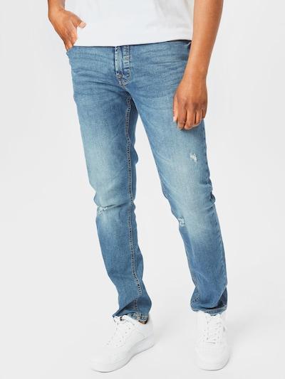 !Solid Jean 'Joy' en bleu denim, Vue avec modèle
