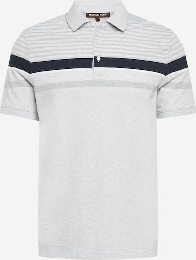 Marškinėliai 'BIRDSEYE' iš Michael Kors, spalva – nakties mėlyna / pilka / balta, Prekių apžvalga