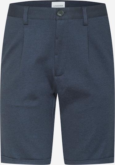 Lindbergh Kalhoty se sklady v pase - noční modrá / tmavě modrá, Produkt