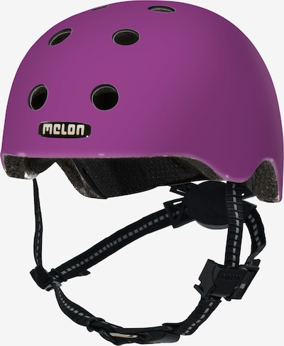 Melon Helm 'Rainbow' in lila, Produktansicht
