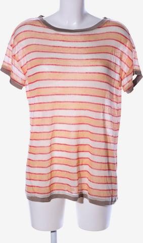 Henry Cotton's Strickshirt in XL in Orange