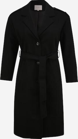 ONLY Carmakoma Płaszcz przejściowy 'EMMA' w kolorze czarny