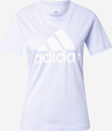 ADIDAS PERFORMANCE Functioneel shirt in Lila