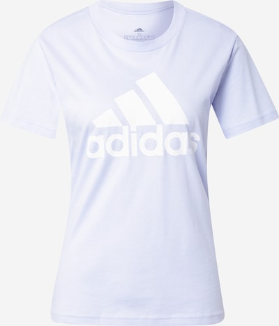 ADIDAS PERFORMANCE Performance Shirt in Lilac / White, Item view