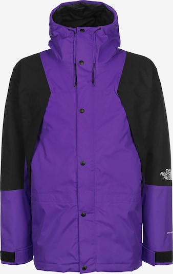 THE NORTH FACE Veste outdoor en violet, Vue avec produit